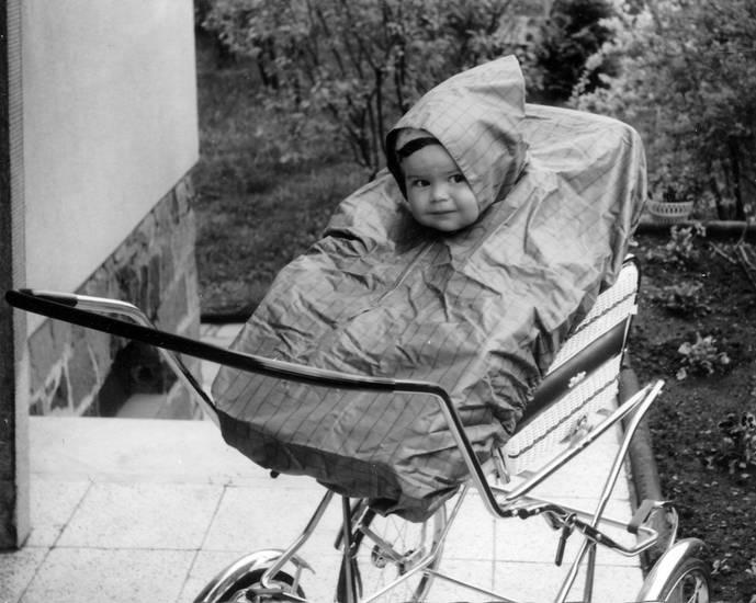 kinderwagen, Kindheit, regenschutz