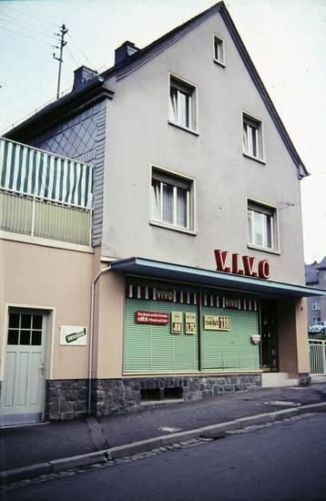 Filiale, Idar-Oberstein, Lebensmittelgeschäft, supermarkt, tante-emma-laden, vivo