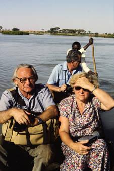 Bootsfahrt für Touristen