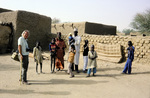 Tourist in Niger