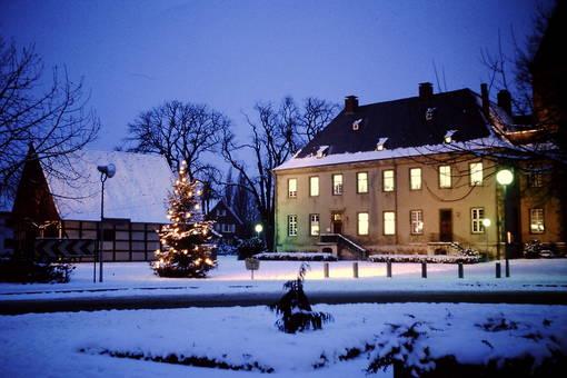 Liesborn in der Weihnachtszeit