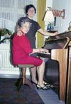 Zu Zweit am Klavier