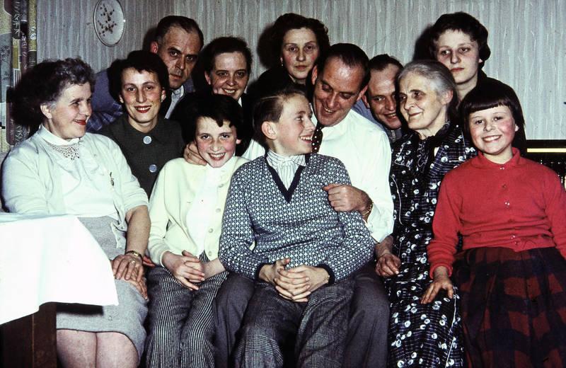 70. Geburtstag, Dortmund, familie, mode