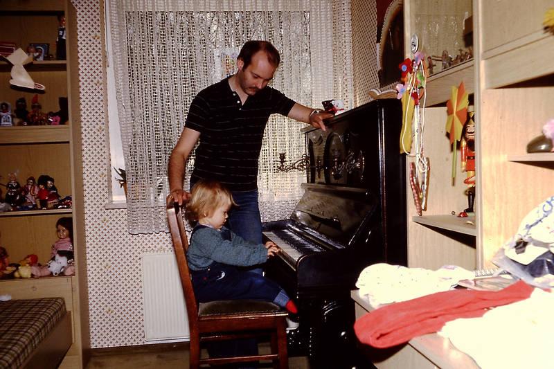 instrument, Kindheit, klavier, Nussknacker, puppe, Spielzeug, vater