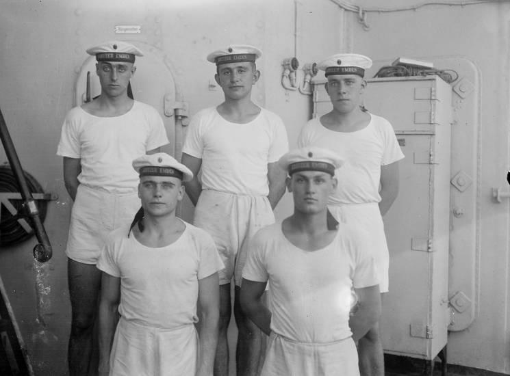 Kamerad, Kreuzer, Kreuzer Emden, Matrose, Reichsmarine, reise, schiff, Schulschiff, Weimarer Republik