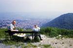 Picknick über Mazamet