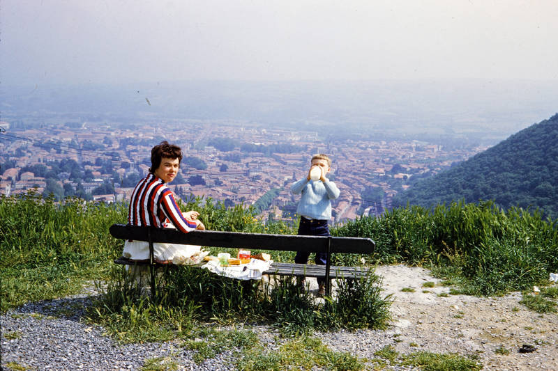 Kindheit, Mazamet, picknick, tourismus, urlaub