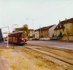 Fahrt durch Aachen