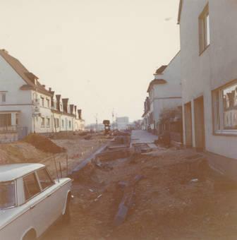 Baustelle Auf Krummerück