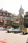 Parkplatz in Colmar