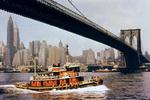 Schlepper auf dem East River