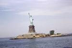 Lady Liberty lässt Grüßen