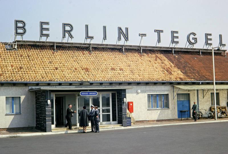 Ankuftshalle, berlin, berlin-tegel, Flughafen, Flughafen Tegel