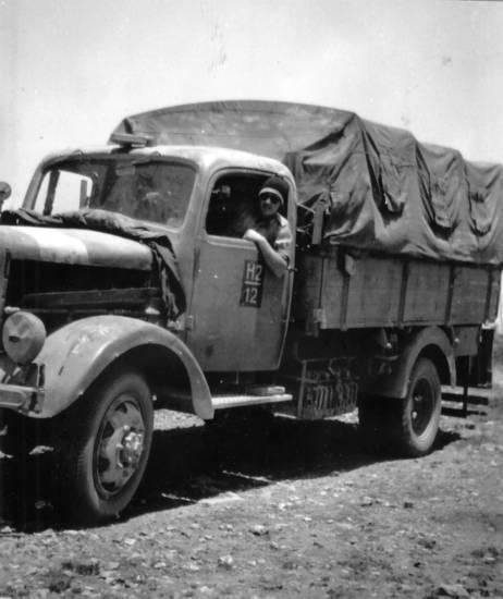 afrikakorps, KFZ, Lastwagen, mercedes, PKW, Transporter