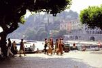 Am Hafen von Ascona