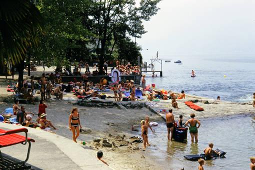 Wasserspaß am Lago Maggiore