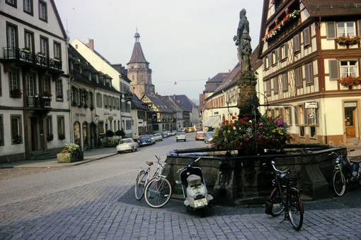 Der Röhrbrunnen