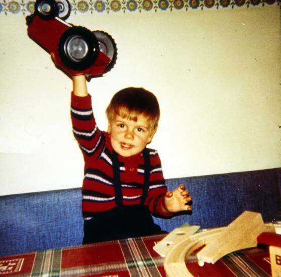 autos, DKW Junior, Eisenbahn, Holzeisenbahn, Kindheit, Spielzeug, traktor