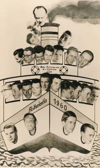 Abiturentia 1960