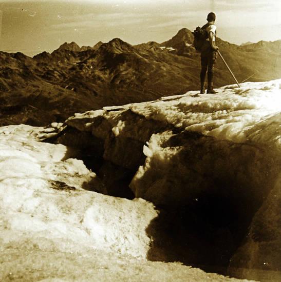 Alpen, Ausblick, ausflug, Berg, bergsteigen, ferien, Gebirge, Panorama, reise, schnee, urlaub, wandern, wanderstock