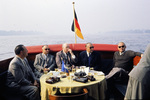 Eine Rheinfahrt unter Herren