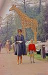 Im Tierpark Bad Pyrmont
