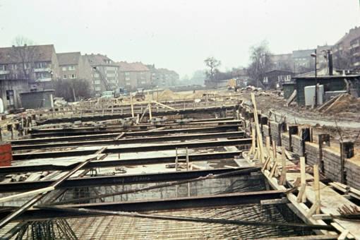 U-Bahn Baustelle