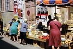 Markt in Palamos