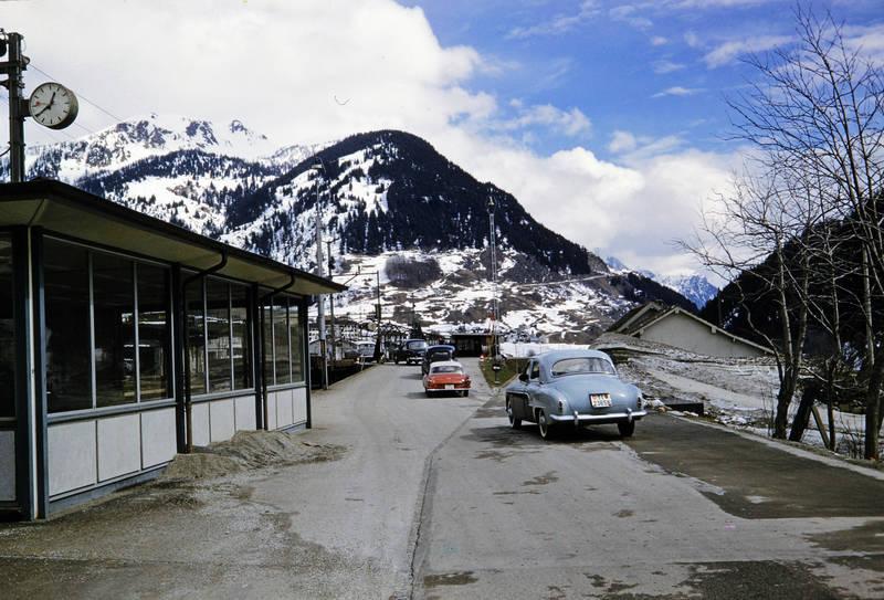 Alpen, auto, Gottardtunnel, KFZ, PKW, Tessin, zug