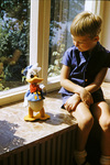 Donald und sein Freund