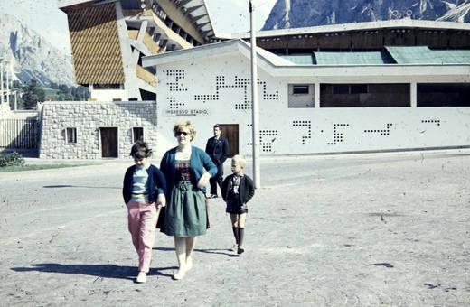 In Cortina d'Ampezzo