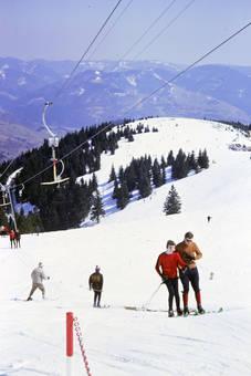 Skilift in Belchen