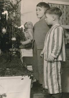 Weihnachten 1949