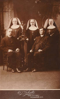 Schwestern und Priester