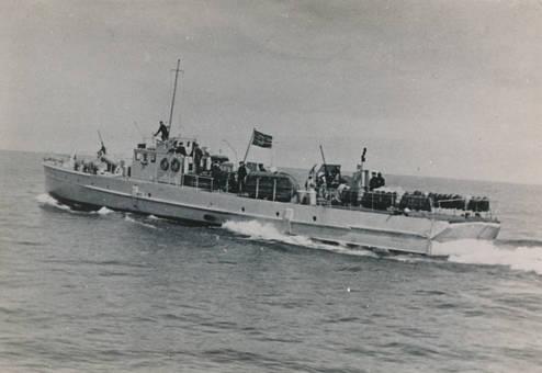 Die R 29 in der Ostsee