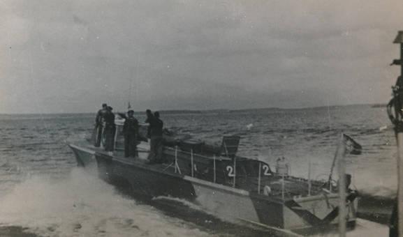 Küstenminenboot KM2