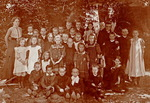 Schulklasse 1909
