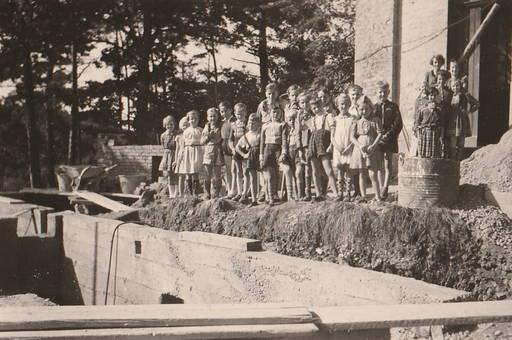 Schulklasse 1955/56