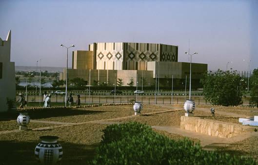 Kongresszentrum Niamey
