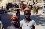 Afrikanischer Kopfschmuck