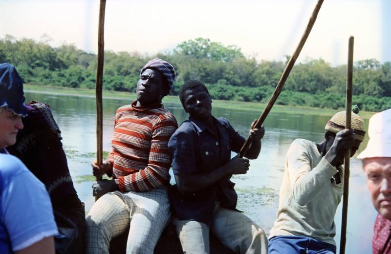 bootfahrt, Burkina Faso, paddel, reise, see, tourist