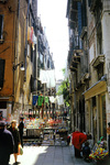 Marktstand in Venedig