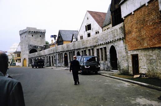 Belgisches Dorf