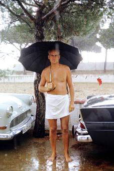 Es regnet, es regnet...