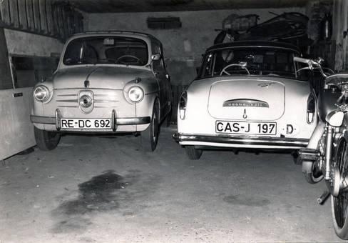 Garage 1969