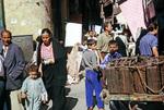 Straßenszenen in Kairo