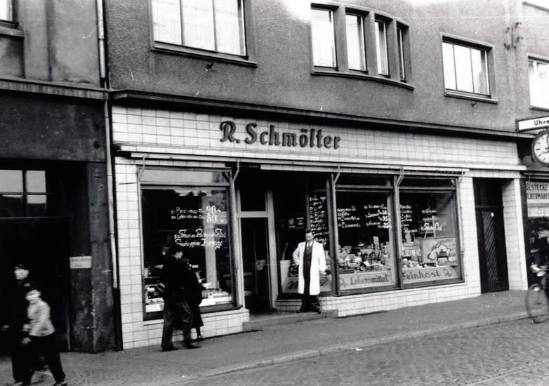 castrop-rauxel, Fleisch, Habinghorst, Lange Straße, metzger, R.Schmölter