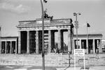 Brandenburger Tor 1964