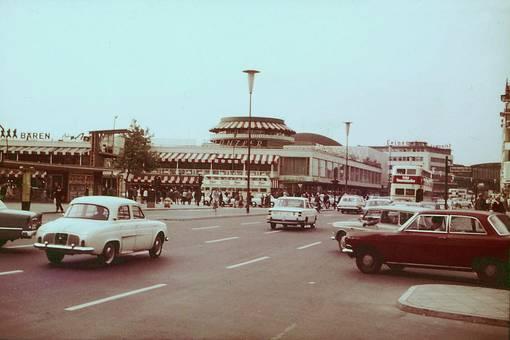 Café Kranzler 1964