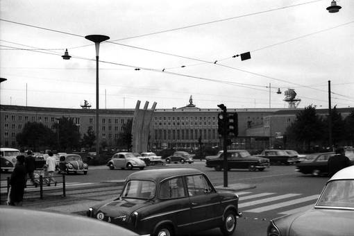 Flughafen Tempelhof 1964